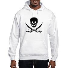 Jolly Roger Pirate Hoodie