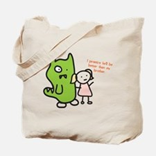 Better Than Brother Tote Bag