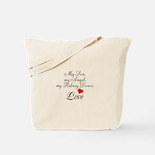 My Son,my Angel Tote Bag