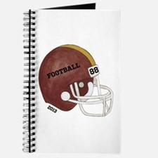 Football Helmet Journal