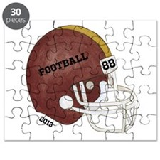 Football Helmet Puzzle