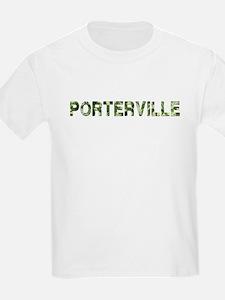 Porterville, Vintage Camo, T-Shirt