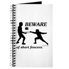 Beware of Short Fencers Journal