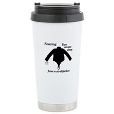 Straitjacket Travel Mug