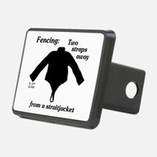 Straitjacket Hitch Cover