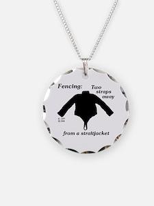 Straitjacket Necklace