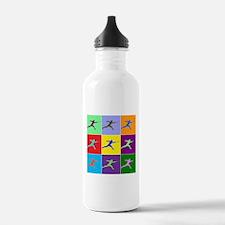 Pop Art Lunge Water Bottle