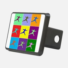 Pop Art Lunge Hitch Cover