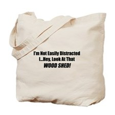 Wood stove Tote Bag