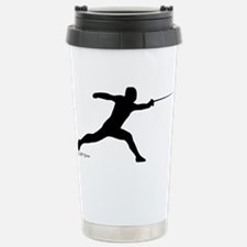 Lunge Stainless Steel Travel Mug