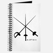 Three Weapon Journal