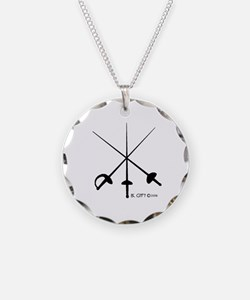 Three Weapon Necklace