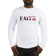 American Faith Long Sleeve T-Shirt