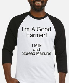 A Good Farmer Baseball Jersey
