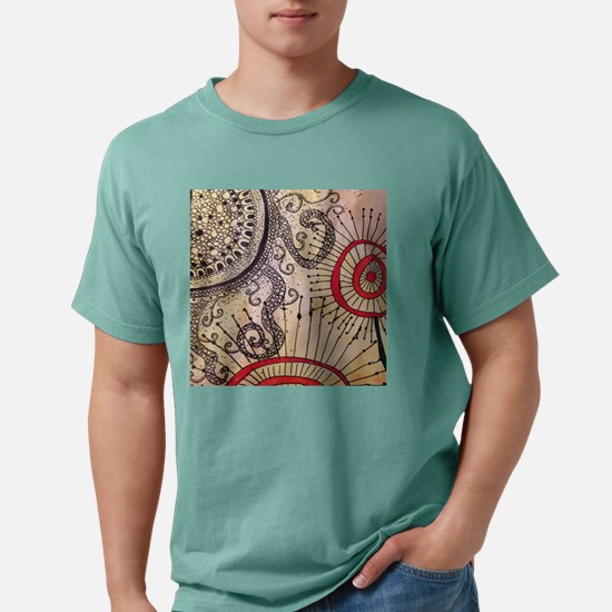 Dandelions Tangled With  Mens Comfort Colors Shirt