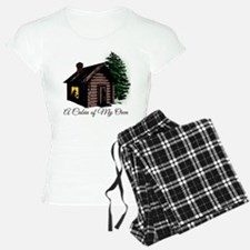 A Cabin of my own Pajamas