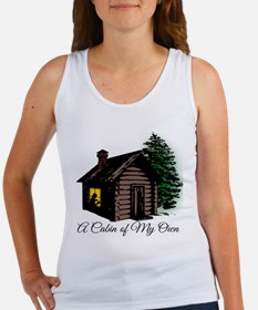 A Cabin of my own Women's Tank Top