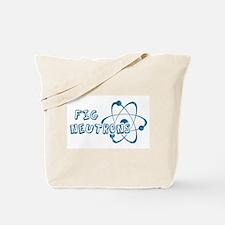 Fig Neutrons Tote Bag