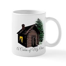 A Cabin of my own Mug