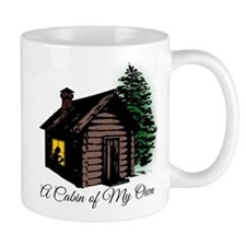 A Cabin of my own Mug