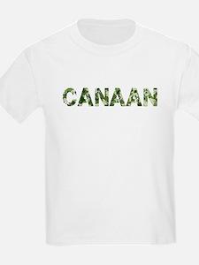 Canaan, Vintage Camo, T-Shirt