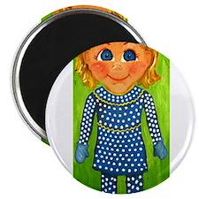 Mrs. Beasley Magnet