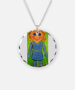 Mrs. Beasley Necklace