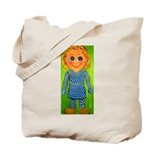 Mrs. Beasley Tote Bag
