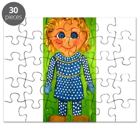 Mrs. Beasley Puzzle