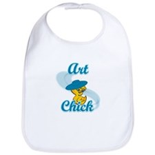 Art Chick #3 Bib