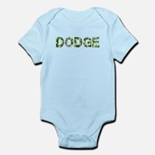 Dodge, Vintage Camo, Infant Bodysuit