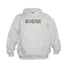 Dodge, Vintage Camo, Hoodie