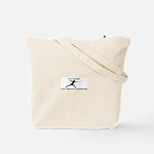 Fencing Hanukkah Tote Bag
