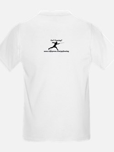 Fencing Hanukkah T-Shirt