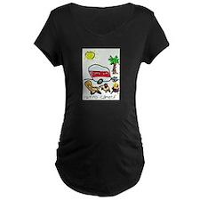 Retro Camper T-Shirt