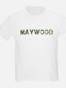 Maywood, Vintage Camo, T-Shirt