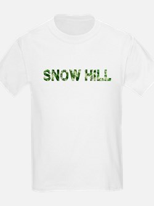 Snow Hill, Vintage Camo, T-Shirt