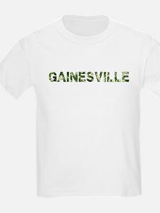 Gainesville, Vintage Camo, T-Shirt