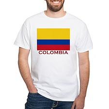 Colombia Flag Stuff Shirt