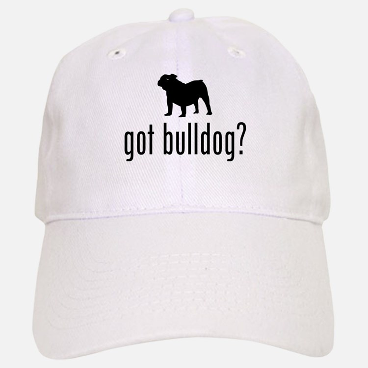 Old English Bulldog Baseball Baseball Cap