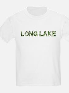 Long Lake, Vintage Camo, T-Shirt