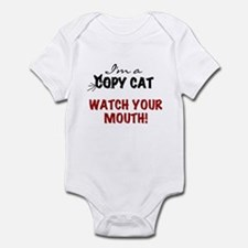 Baby Copy Cat Infant Bodysuit