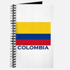 Colombia Flag Gear Journal