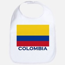 Colombia Flag Gear Bib