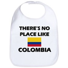 There Is No Place Like Colombia Bib