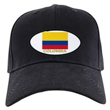Colombia Flag Merchandise Baseball Hat