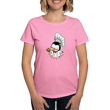 Chef Penguin (2) Tee