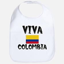 Viva Colombia Bib