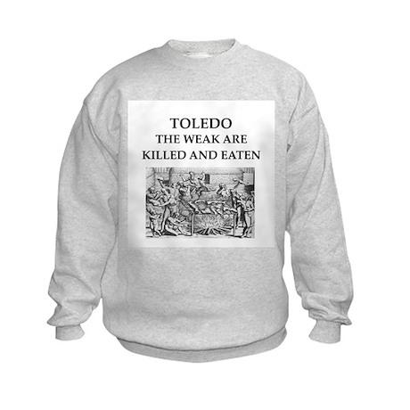 toledo Kids Sweatshirt