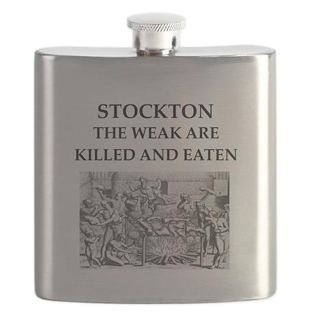 stockton,california Flask